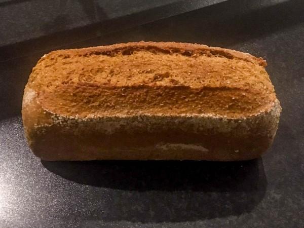 Urgetreide 6 Korn Brot mit Dinkelvollkornmehl